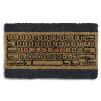 Room and Keyboard Doormat | Mod Retro Vintage Decor Accessories | ModCloth.com