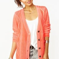 Shocker Knit Cardi