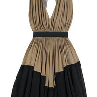 Alexander Wang | V-neck dress | NET-A-PORTER.COM
