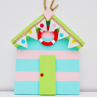 Ice-cream Green Beach Hut | Luulla