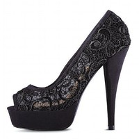 Lace Pump - Colin Stuart?- - Victoria's Secret
