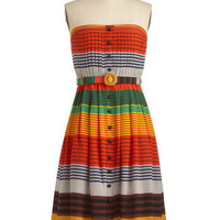 Plenty by Tracy Reese Phoenix Sunrises Dress | Mod Retro Vintage Dresses | ModCloth.com