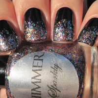 Shimmer Nail Polish - Custom Order (Gold Label)