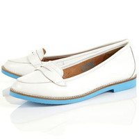 KANSAS EVA Sole Loafers - View All - Shoes - Topshop USA