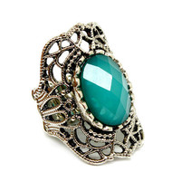 Pree Brulee - Blue Satin Ring