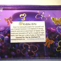 KIDDIE KITS  BEADING Kits for by BeadedDelightsByStef on Etsy