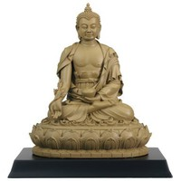 Medicine Buddha Collectible Buddhism Figurine