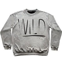 Wild Sweatshirt - TOPS - WOMEN Online store Shop the collection