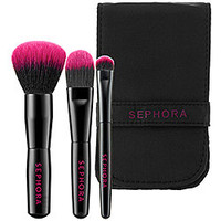 SEPHORA COLLECTION Travel Essential Brush Set: Shop Brush Sets | Sephora