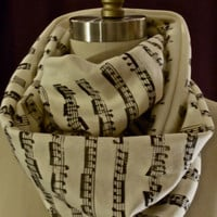 Surround Sound Scarf Pachelbel&#x27;s 