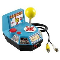 Amazon.com: Ms. Pac-Man And Friends Plug & Play TV Games: Toys & Games