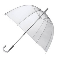 Rainkist Bubble Umbrella - Clear Dome Shaped Rain Umbrella, 20020-133