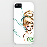 Tinkerbell iPhone Case by Lauren Draghetti | Society6