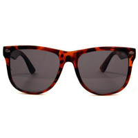 GYPSY WARRIOR - Tortoise Wayfarer Sunglasses