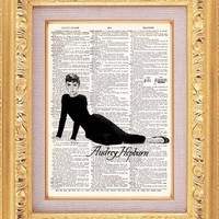 BOGO SALE Buy 1 Get 1 Free  Audrey Hepburn by TheRekindledPage