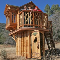 Dream Tree Loft Playhouse