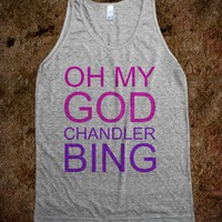 Chandler Bing #2 - Jordan Designs