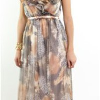 Jarlo Kimberly Dress- Jarlo Dresses- Maxi Dresses- $125.00