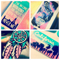 Custom iPhone cases iPhone Cases Homemade by CasesbyCatherine