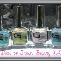 GLITTER GAL DUO CHROME N...