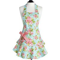 Jessie Steele Apron Josephine Cottage Kitchen Rose