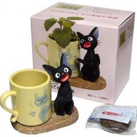 Mini Planter Pot & Seed & Soil- Lemon Balm- Jiji - Kiki's Delivery Service - out of production (new)