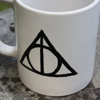 Deathly Hallows Harry Potter Mug