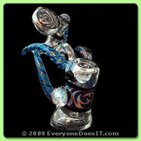 Weed Star Glass Bubbler - Mionic - Online Shop