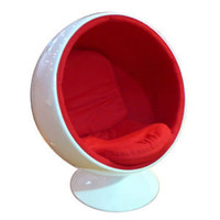 moderntomato globe ball chair - 6 colors to choose