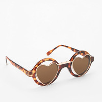 Two Hearts Sunglasses