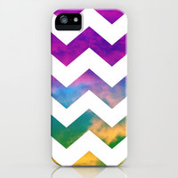 Lucky Chevron iPhone Case by Beth - Paper Angels Photography | Society6