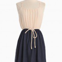 Seaside Loft Pleated Dress | Modern Vintage Dresses