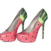 Watermelon Pumps