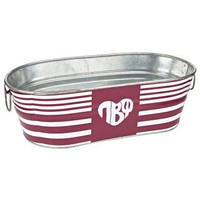 Pi Beta Phi Sorority Tin Bin - Heart - Pi Beta Phi - Greek
