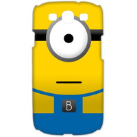 Despicable Me Minion - 3D Painting Samsung Galaxy S3 Case