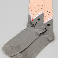 Urban Outfitters - Shark Sock