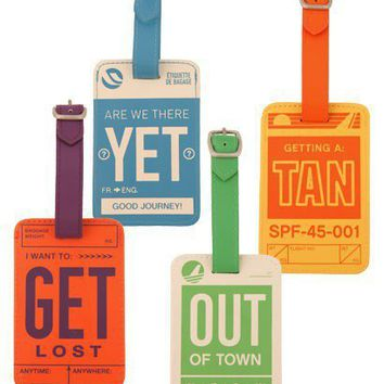 Luggage Tag - Gifts + Kits