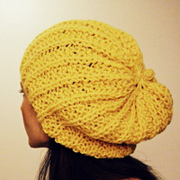 Woman&#x27;s slouch hat Shaker by KittyDune on Etsy