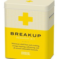 Breakup Recovery Kit - Gifts + Kits