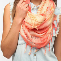 Urban Outfitters - BDG Sunwashed Twist Eternity Scarf