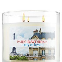 Paris Daydream - City of Love 14.5 oz. 3-Wick Candle   - Slatkin & Co. - Bath & Body Works
