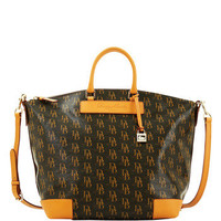 Dooney & Bourke 1975 Signature Vanessa