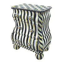 MacKenzie-Childs - Courtly Stripe Bombay