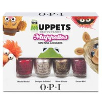 The Muppets Nail Polish Set -- 4-Pc. | More Accessories | Disney Store