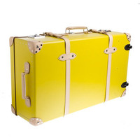 "Globe-Trotter® Centenary 33"" extra-deep suitcase with wheels"