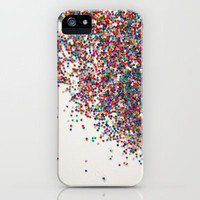Fun II (NOT REAL GLITTER - photo) iPhone Case by Galaxy Eyes | Society6