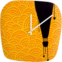 Mandy Hazell Float On Modern Clock