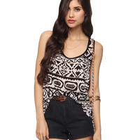 Relaxed Tribal Tank Top | FOREVER21 - 2000038650