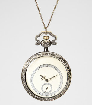 Alice Time Piece Watch Necklace | Shop Jewelry Now | fredflare.com