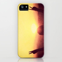 Peace Out iPhone Case by Skye Zambrana | Society6